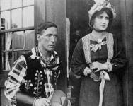 Western Movies - Hell's Hinges 1916 - Documents et Affiches