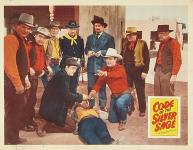 Western Movies - Code of the Silver Sage 1950 - Documents et Affiches