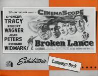 Western Movies - La Lance brisée (Broken lance) 1954 - Documents et Affiches