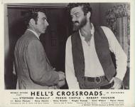 Western Movies - Carrefour de la vengeance (Hell's Crossroads) 1957 - Documents et Affiches