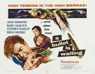 Western Movies - Une balle vous attend (A Bullet is waiting) 1954 - Documents et Affiches
