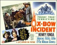 Western Movies - L'Étrange incident (The Ox-Bow incident) 1942 - Documents et Affiches