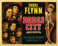 Western Movies - Les Conquérants (Dodge City) 1939 - Documents et Affiches