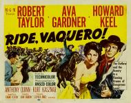 Western Movies - Vaquero (Ride, Vaquero!) 1952 - Documents et Affiches