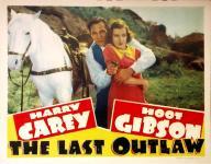 CineFaniac - Le Dernier hors-la-loi (The Last outlaw) 1936 - Documents et Affiches