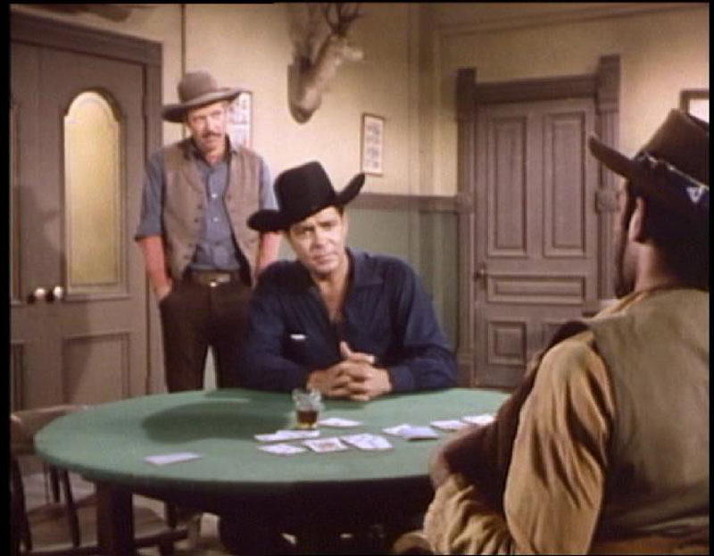 Test DVD - Le cheval de fer (Iron Horse) 1966 - Saison 1 - Volume 1 - Western Movies - DVD Z2 Elephant Films
