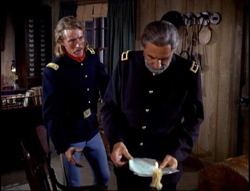 Test DVD - La légende de Custer (The Legend of Custer) 1967 - Western Movies - DVD Z2 Sidonis Calysta