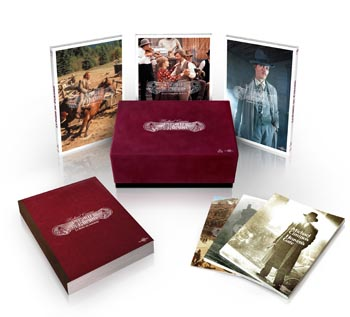 Test Blu-Ray - La porte du paradis (Heaven's Gate) 1980 - Western Movies - Blu-Ray France Carlotta Films