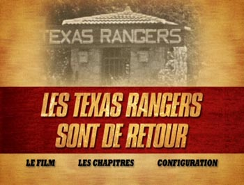 Test DVD - Le Retour des Texas Rangers (The Texas Rangers Ride Again) 1940 - Western Movies - DVD Z2 Universal Pictures
